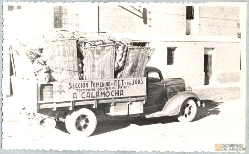 Campaña contra el frío, 1943